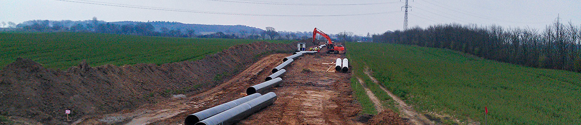 Gasledning Baltic Pipe
